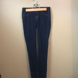 💫3/$15 Justice jeggings size 14R